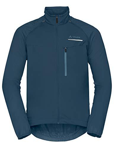 Vaude Herren Windoo Pro ZO Jacket Zip-Off Windjacke für Radsport Jacke baltic sea 50