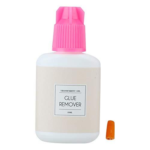 Dissolvant for Les Cils - Liquide nettoyant et nettoyant for Colle 15 ML
