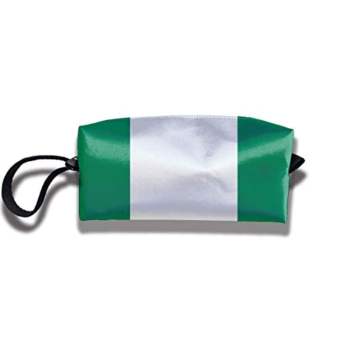 Flag of Nigeria Receive Bag Capacity Bags Pouch Wallet
