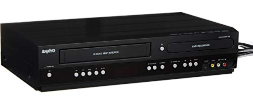 Best Buy! Sanyo DVD Recorder/VCR Combo 2-way recording