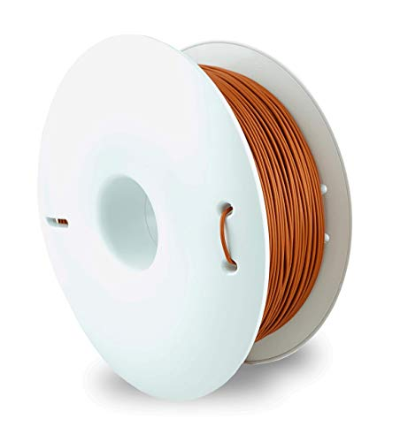 Fiberlogy FiberSilk Metallic Copper, 1.75mm, 0.85 kg of PLA filament by for FDM 3D Printer