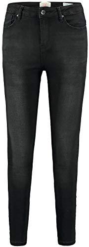 Hailys Talina Frauen Jeans schwarz S 68% Baumwolle, 30% Polyester, 2% Elasthan Basics, Streetwear
