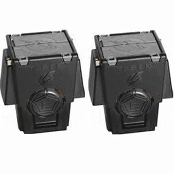 Taser Set of 2 X26 Silver 21 Foot TLA Regular 21' Cartridge Axon X26C X26P M26