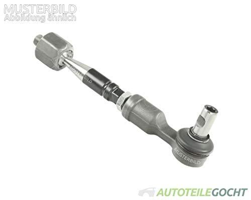 Set SRL Spurstange 260mm für RENAULT CLIO II BB0/1/2 98-99 von Autoteile Gocht