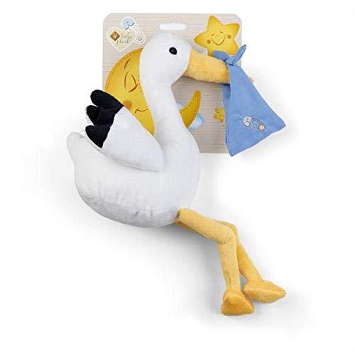 Plush & Company Babycare 8029956074295 - Oso de Bienvenida (22 cm, 100 cm), Multicolor