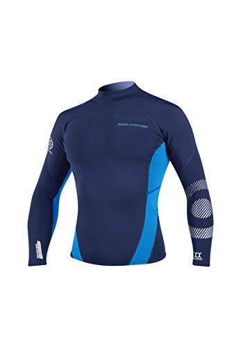 Neil Pryde 2mm Cortex Neopren Top/Shirt 2020 Blue 48 S