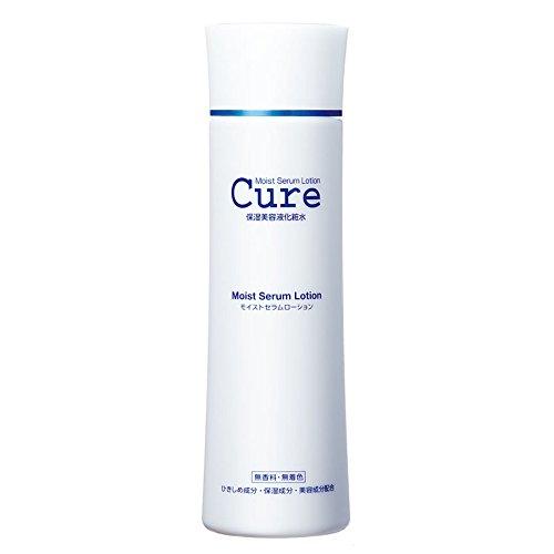 CUREモイストセラムローションキュア保湿美容液化粧水180ml