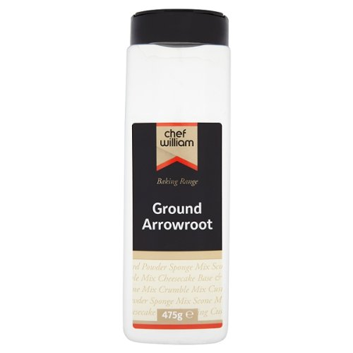 Chefs William Rez Arrowroot 1 x 475g
