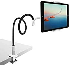Nitman 2020 | Flexible Clip Lazy Arm Bracket, Length 29.5 Inch for Both Tablets/Kindle and Mobiles Device 4 to 10.5 Inch, ...