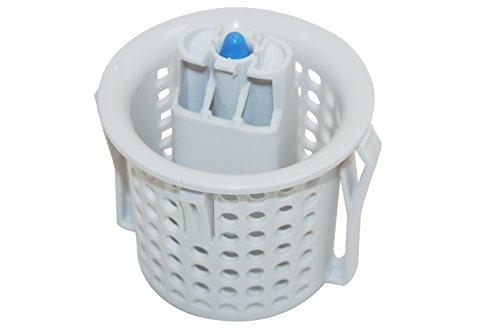 Electrolux Ikea Zanussi Waschmaschinen-Flufffilter Teilenummer des Herstellers: 1327294011
