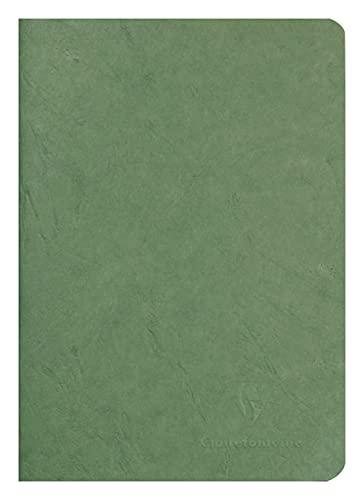 Clairefontaine 733103C–Blocco interno liscio, 96pagine, colore: verde
