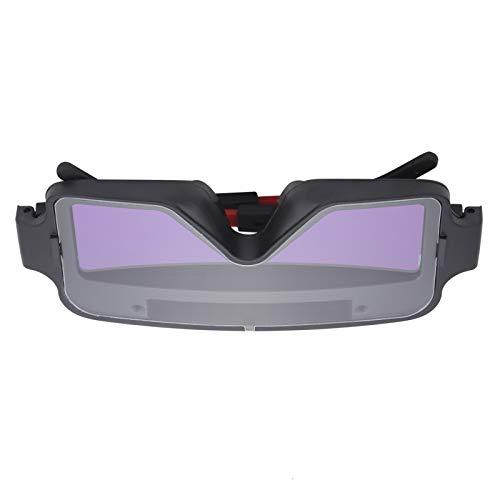 Bediffer Soldador Gafas de protección Accesorios de soldadura Regulación automática Gafas de...
