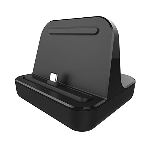 Nrpfell Type-C Charger Dock USB C 3.1 Cradle Charging Station for Android Phone 5V 2A for Type-C Smartphones
