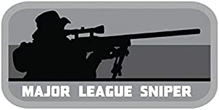Fox Outdoor Products Major League Sniper Medical & Morale Patches