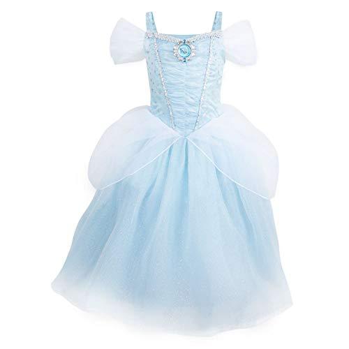 Disney Cinderella Costume for Kids Size 5/6 - Blue