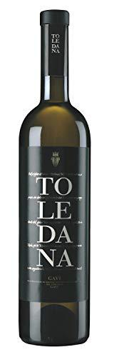 La Toledana Gavi del Comune di Gavi DOCG Vino Blanco Seco Italiano - 1 Botella X 750ml