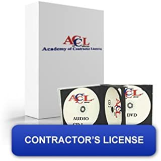 Contractor License Course C-33- PAINTING and DECORATING for CA. INCLUDES: Law & Trade material with INSTANT ONLINE ACCESS