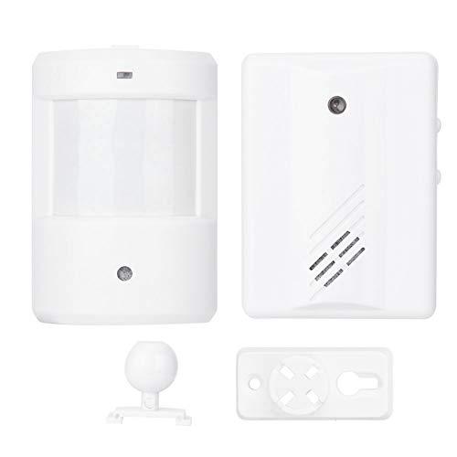 Breite Anwendung ABS-Kunststoff Anti-Interferenz-Infrarot-Sensor mit effektivem Zugang, Begrüßungssensor mit starker Empfindlichkeit, Fabriken für Bürogebäude Häuser für Geschäfte
