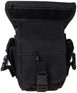 شنطة ساق متدلية لركوب الدراجات النارية في الهواء الطلق، حقيبة متعددة الأغراض بحزام يوضَع حول الساق - 2724342202677
