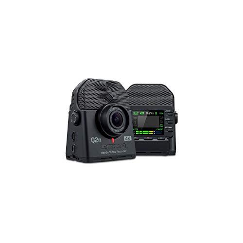 Zoom Q2n-4K/IF - grabador digital de audio y video
