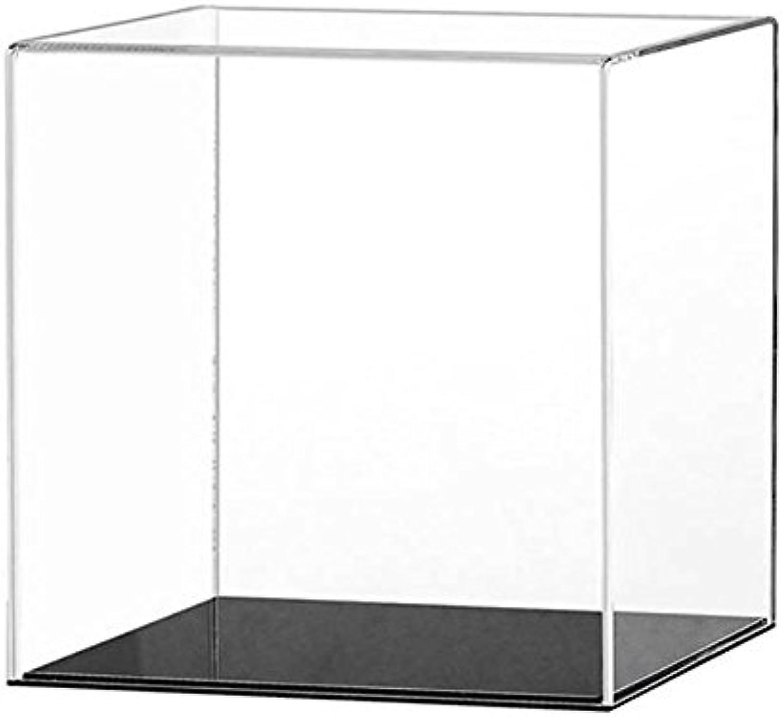 sin mínimo Widdowsons - Estuche Expositor de Cubo (Base (Base (Base Negra, acrílico, 15,6 x 15,6 x 15,6 cm)  diseños exclusivos