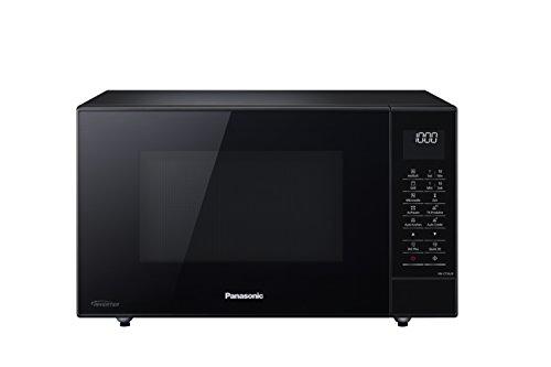 Panasonic NN-CT56 Mikrowelle (1000 Watt, mit Grill und Heißluft, Inverter Mikrowelle, 27 Liter,...