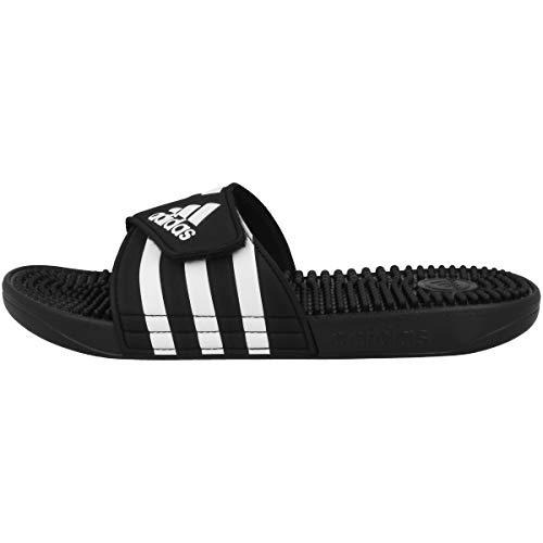 adidas Adissage, Unisex-Erwachsene Dusch- & Badeschuhe, Schwarz (Core Black/Footwear White/Core Black 0), 38 EU (5 UK)