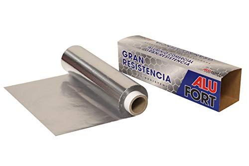 Alufort 3 Uds De Papel De Aluminio Profesional Hostelería 300m