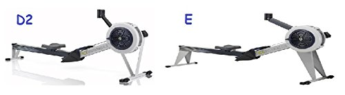"""Evo-Flow Rowing Machine Foot Straps For Concept 2 (24"""" For Models B,C & Pre 2006 D) Free Rapid Next Day Delivery to UK Customers"""