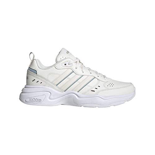 adidas Damen Strutter Shoes Turnschuh, weiß, 35.5 EU