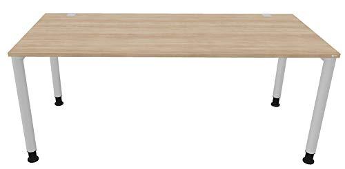 OKA Simply R60 DL8 Schreibtisch (Kirschbaum Romana)