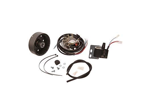 Powerdynamo Lichtmagnetzündanlage 6V 18W mit integrierter vollelektronischer Zündung für Simson SR1, SR2, SR2E, KR50