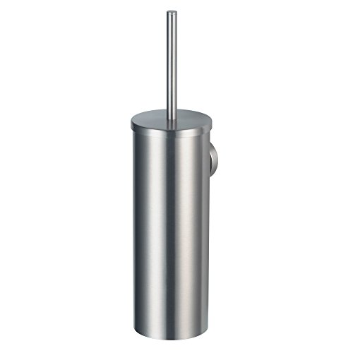 Haceka Kosmos Tec 1110880, Toilettenbürstenhalter Metall, geschlossen