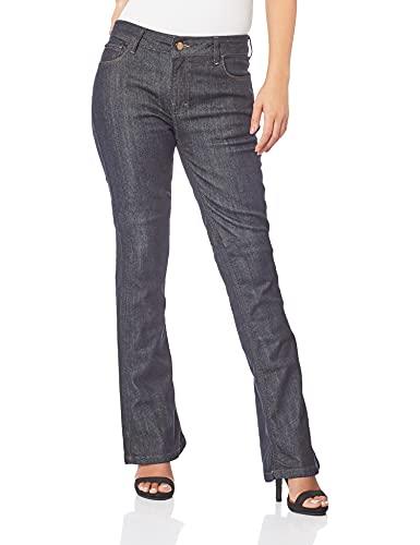 Calça Jeans New Flare, Ellus, Feminino, Marinho, 36