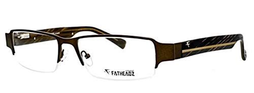Fatheadz Aspect Extra Extra Large 5.9' Wide, Oversized Men's Reading Glasses (Gunmetal & Tortoise Shell, 1.50)