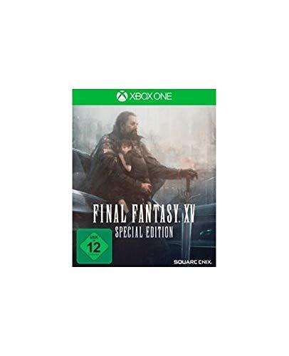 Final Fantasy XV Steelbook Edition (XONE)