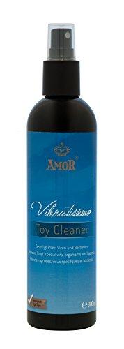 ToyCleaner de VIBRATISSIMO de 300ml es especial para LoveToys y ha sido fabricado y testado en EU (300ml)