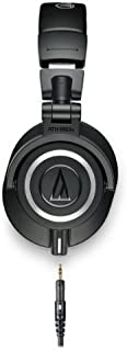 $134 » Audio-Technica ATH-M50x Professional Studio Monitor Headphones (Renewed)