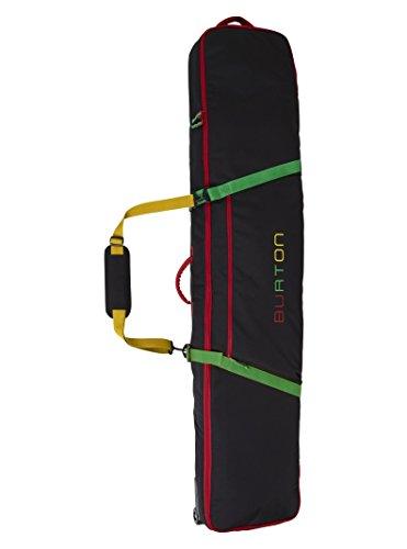 Burton Wheelie Gig Snowboard Bag, Rasta W19, 156 cm