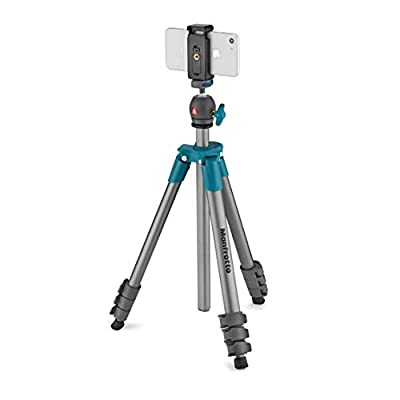 Manfrotto Compact Light Aluminum 4-Section Tripod