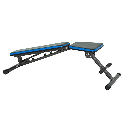 ProGear 1300 Adjustable 12 Position Weight Bench with an Extended 800lb Weight Capacity and Leg Hold Down