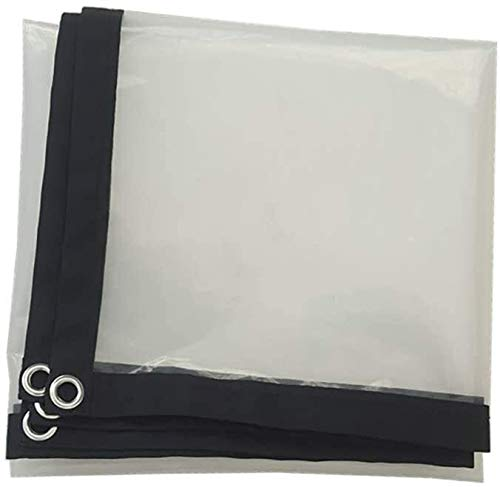HSWJ Lona Tela del Dosel del hogar Tela Impermeable paño de la Cortina de Aislamiento térmico Protector Solar (Size : 2X5m)