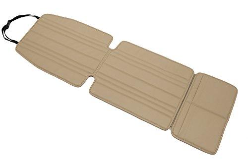 tuning-art KU002 Kindersitzunterlage Autositzauflage Sitzunterlage Sitzschutz