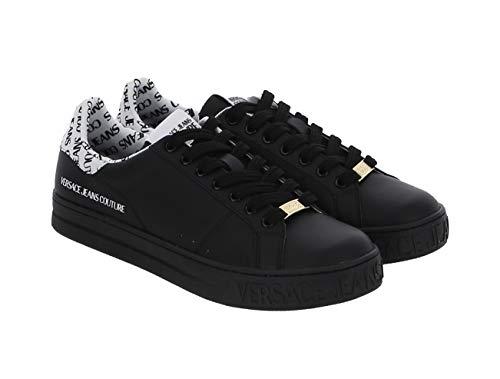 VERSACE JEANS COUTURE Sneakers Uomo Nero E0YWASK371962 899