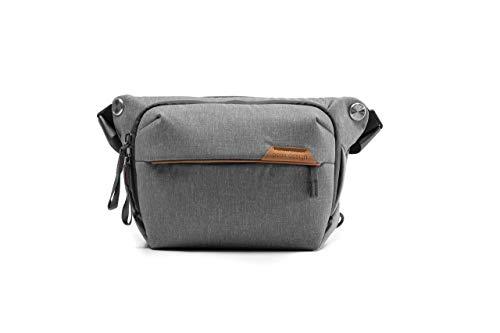 Peak Design Everyday Sling 3L Hellgrau Sling, Schulter- oder Hüfttasche (BEDS-3-AS-2)