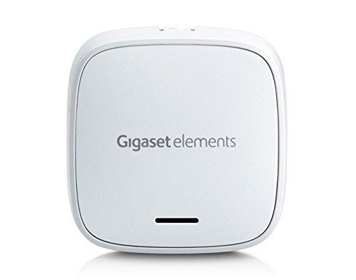 Gigaset Elements Sensore Finestra, Rileva Aperture e Inclinazioni della Finestra con Invio...