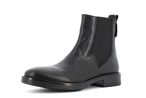 poesie veneziane scarpe POESIE VENEZIANE Scarpe Donna Stivaletti GBARCH2436 Nero Taglia 39 Nero