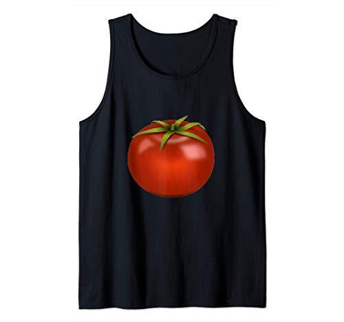 Gran tomate maduro Camiseta sin Mangas