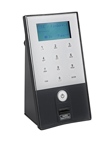 Burg-Wächter secuENTRY pro 5712 Fingerprint Elektronisches Keypad