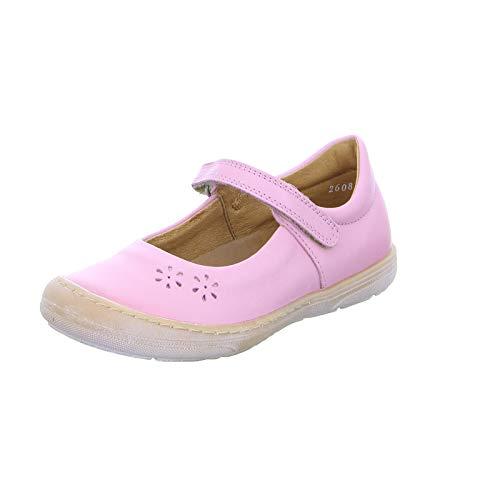 Froddo Mädchen G3140082-1 Girls Ballerina Geschlossene Ballerinas, Pink (Pink I04), 25 EU
